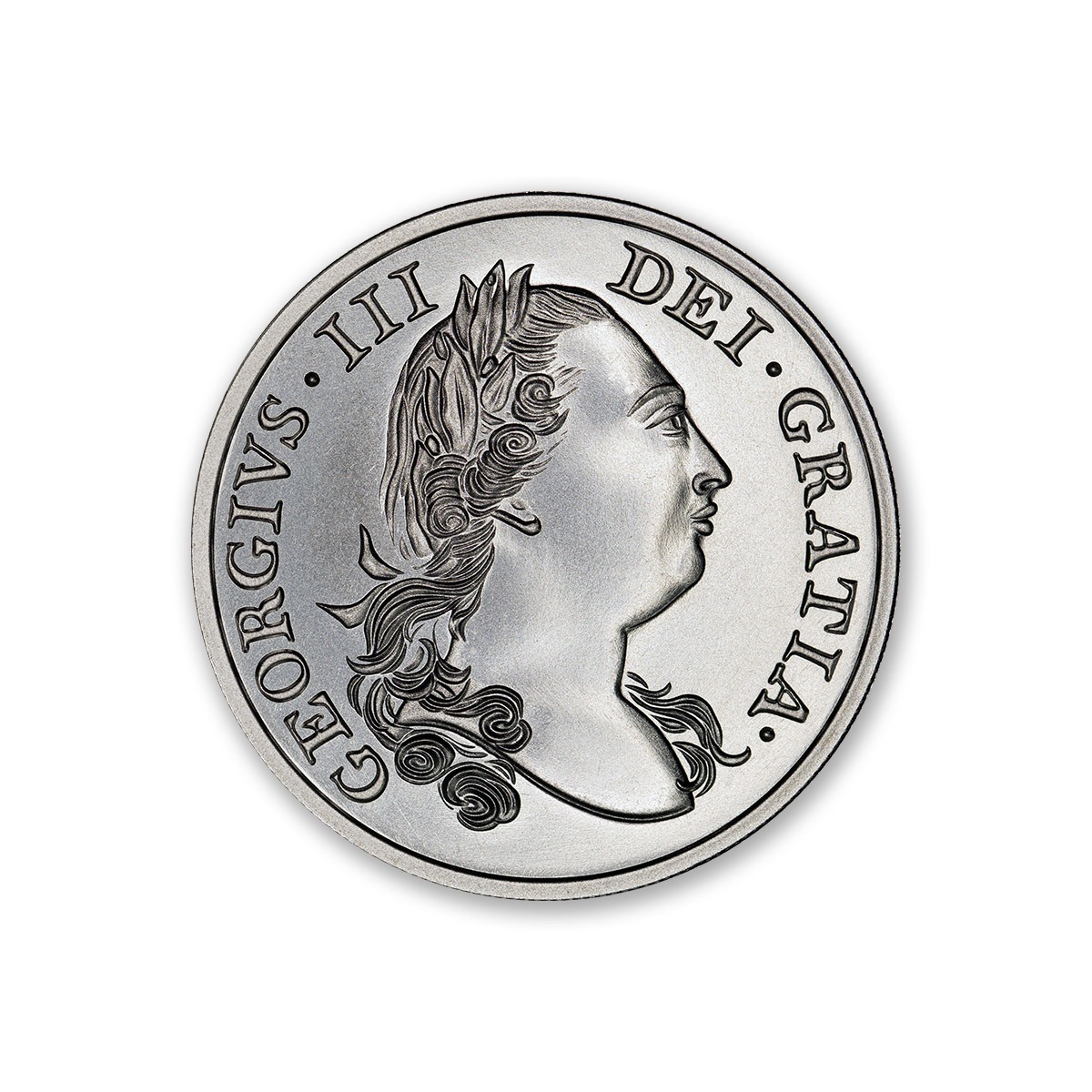 VIRGINIA SHILLING – 2 TROY OUNCE – 39MM
