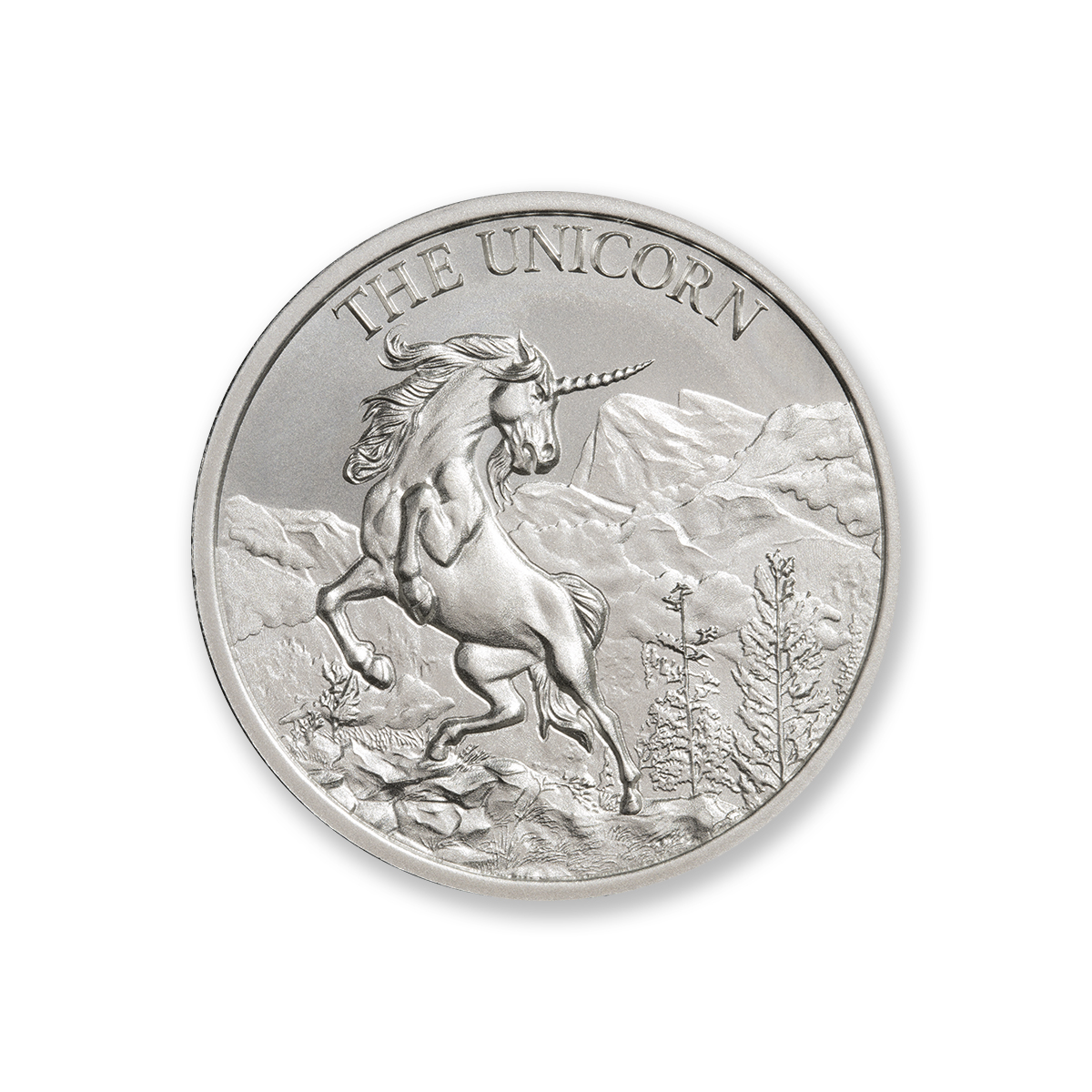 2020 – THE UNICORN – 1 TROY OUNCE – 39MM