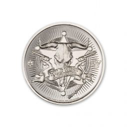DAVY CROCKETT – 1 TROY OUNCE – 39MM