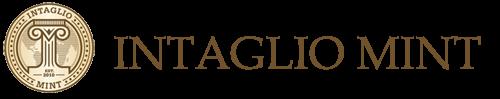 Intaglio Mint Logo