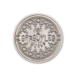 GARGOYLE – TYPE VI – DRAGON BRIDGE – DRAGON – 2 TROY OUNCE – UHR – 39MM