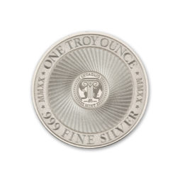 2020 – MOLON LABE – TYPE II – 1 TROY OUNCE – 39MM