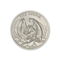 2021 – THE AHOOL – 1 TROY OUNCE – 39MM