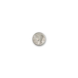 MERCURY DIME TRIBUTE – 1/10 TROY OUNCE – 16MM
