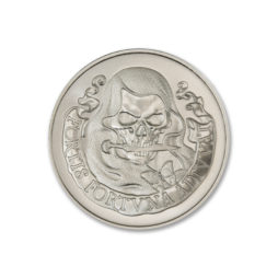 FORTIS FORTUNA ADIUVAT – 1 TROY OUNCE – 39MM
