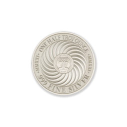 2021 – DON'T TREAD ON ME – 1/2 TROY OUNCE – 30MM