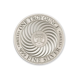 2021 DULCE PERICULUM – 1 TROY OUNCE – 39MM