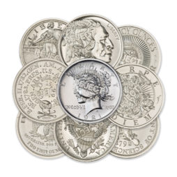 2 TROY OUNCE – 39MM – REJECT