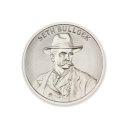 SETH BULLOCK – 1 TROY OUNCE – 39MM